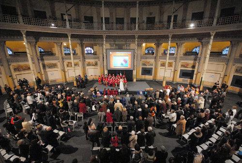 Trendy ha ospitato luevento luordine degli architetti ppc for Roma ordine architetti