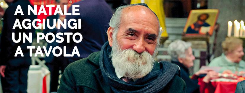 Risultati immagini per Aiutaci con 2 Euro a preparare il pranzo di Natale con i poveri ed i senza dimora!