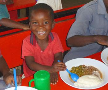 I Centri Nutrizionali del programma DREAM, di cura dell'AIDS in Africa, della Comunità di Sant'Egidio