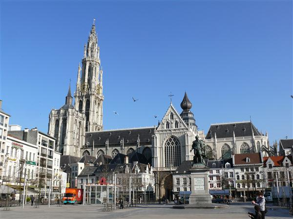 Antwerpen Cathedral