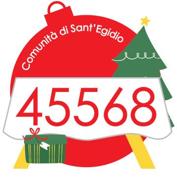 Dona 2€ con sms al 45568 per i pranzi di Natale con la Comunità di Sant'Egidio