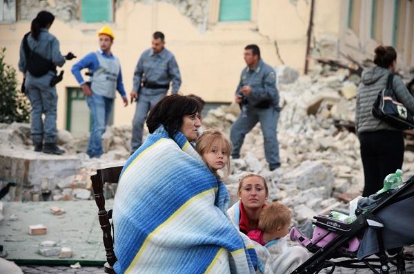 Emergenza terremoto centro Italia - Sottoscrizione della Comunità di Sant'Egidio