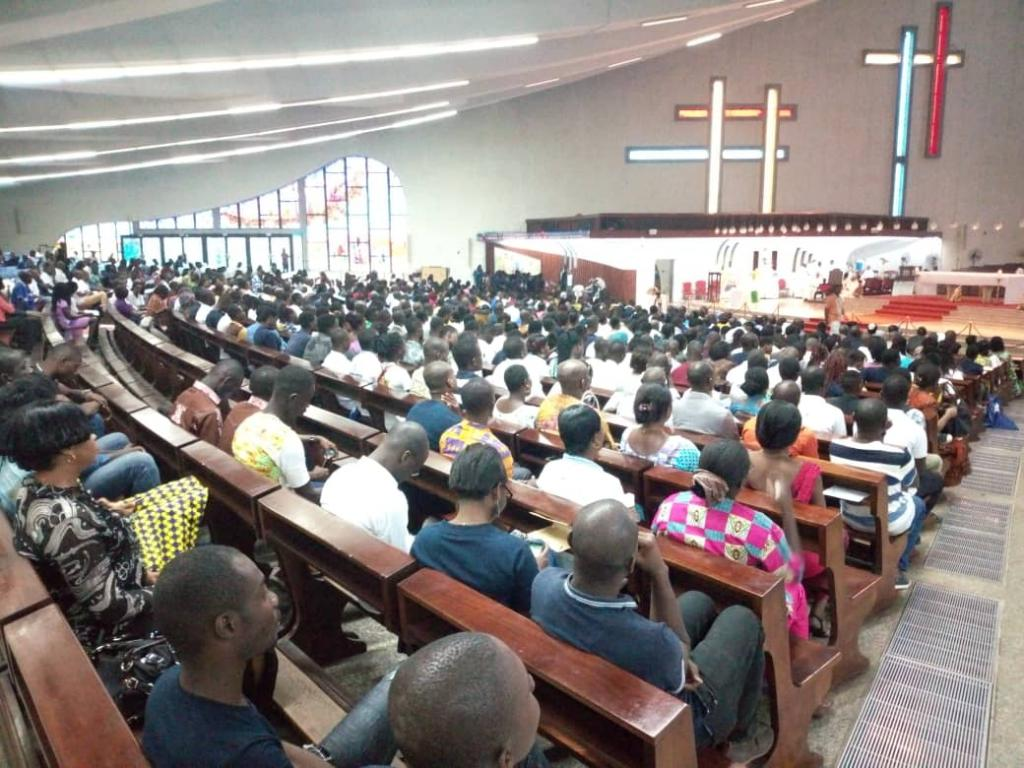 Ivory Coast - Sant'Egidio is friend of the poor and keeper of peace. The celebration of the 50th of the Community