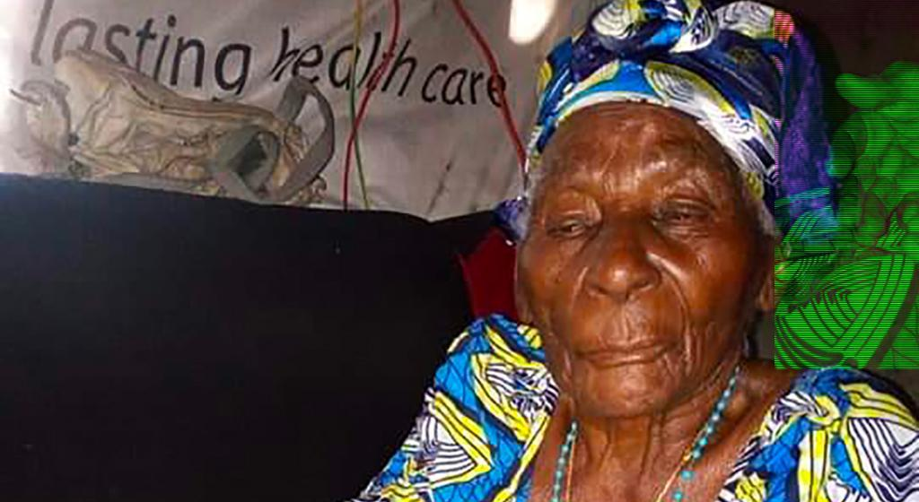 Congo, Anastasie's 100th birthday, the story of a strong woman