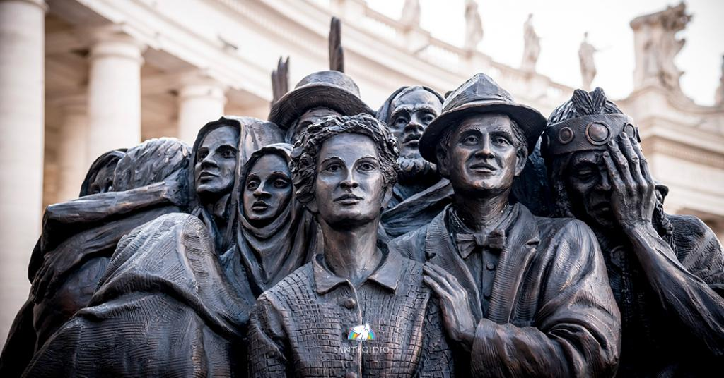 3rd of October, Italian National Day in Remembrance of the Victims of Immigration. Six years after the shipwreck of Lampedusa, we shouldn't forget