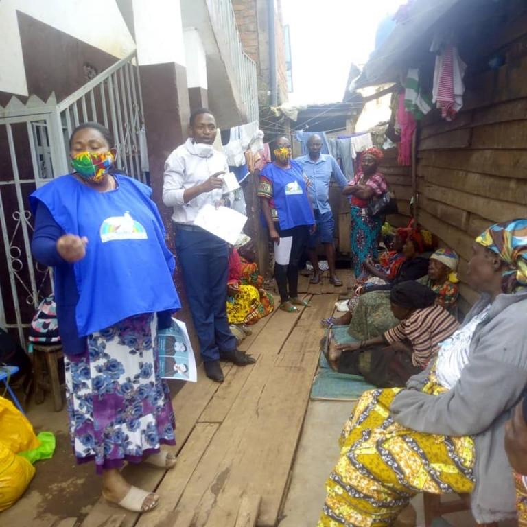 Pandemia en Congo