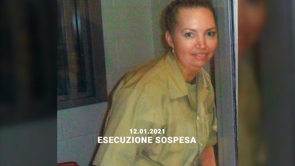 S'ha suspès l'execució de la Lisa Montgomery. Gràcies a ...