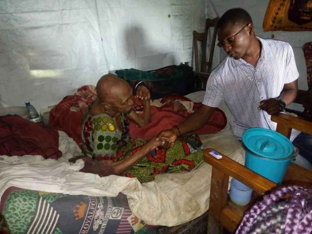 Ebola risk in DRC: Sant'Egidio awareness and prevention campaign with the elderly and children
