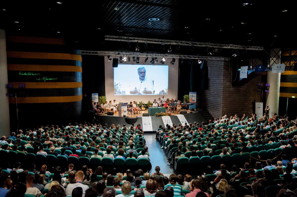 Vrij zijn om te bouwen aan een wereld van vrede  'Global