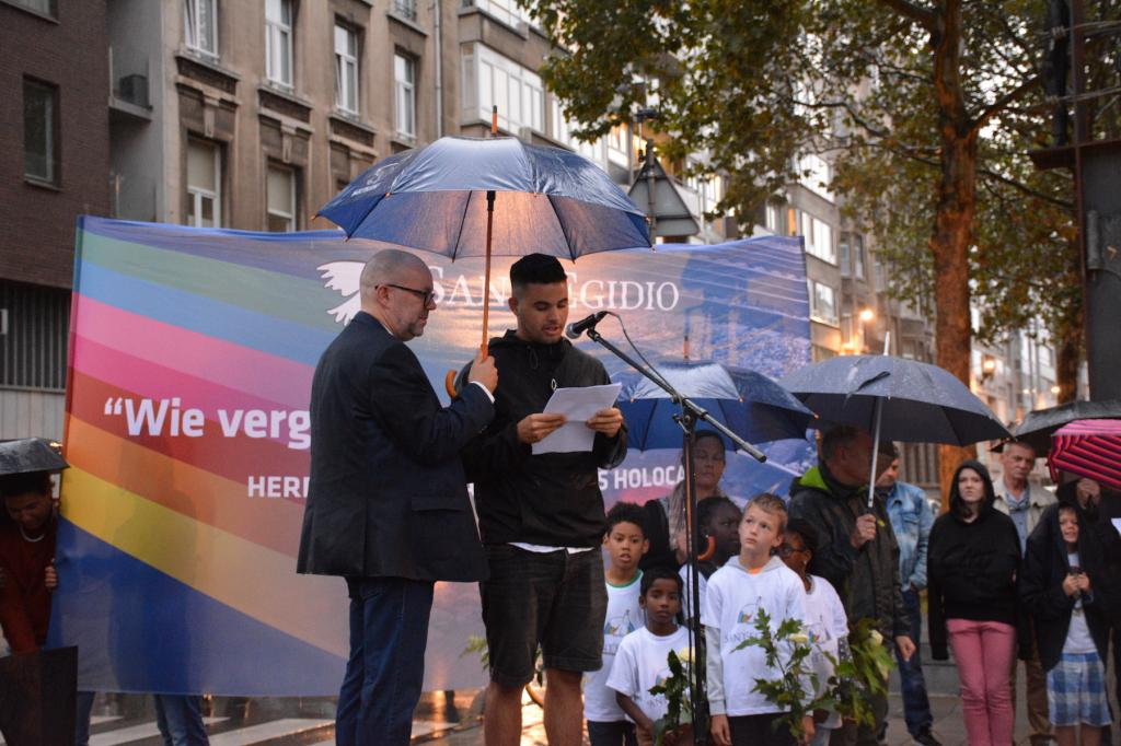 Antwerp commemorates victims of the Holocaust. Sant'Egidio and the Jewish community: