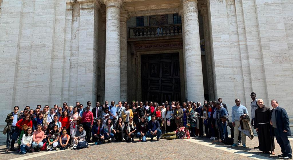 In Assisi following the steps of St. Francis: the pilgrimage of the International Congress of Sant'Egidio