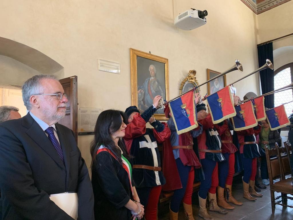 """Sant'Egidio, wherever it is in the world, feels to be from Assisi and to be linked to the message of this city"". Honorary Citizenship to Andrea Riccardi."