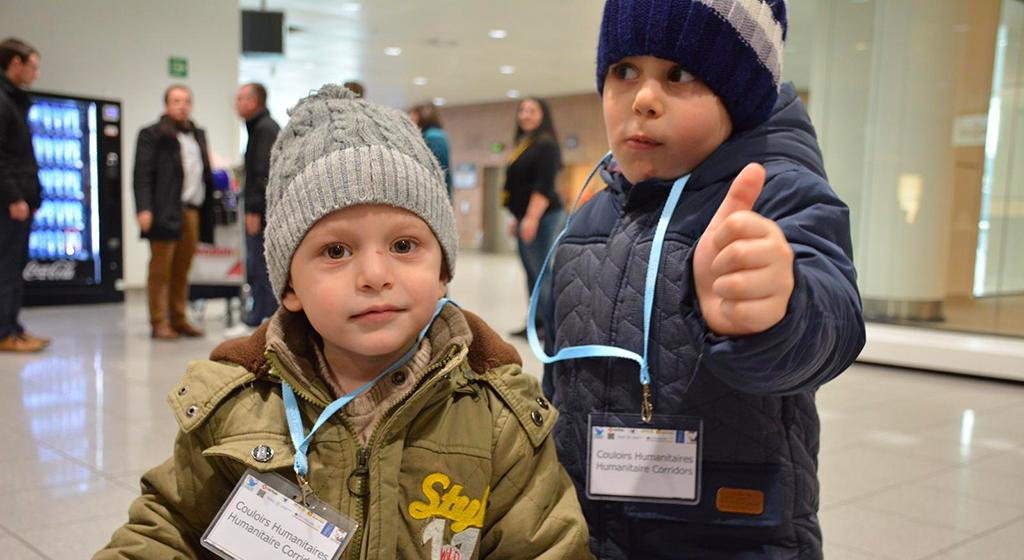 Humanitarian Corridors in Belgium: the new arrival of Syrian refugees