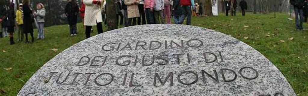 Daniela pompei e maria quinto onorate tra i giusti del giardino virtuale di monte stella per - Il giardino dei giusti ...