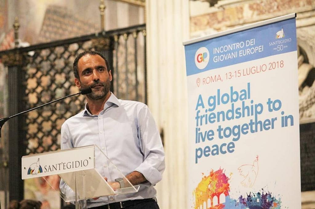 A thousand youngsters in Rome for a Global Friendship and an Europe with no walls: VIDEO of opening session