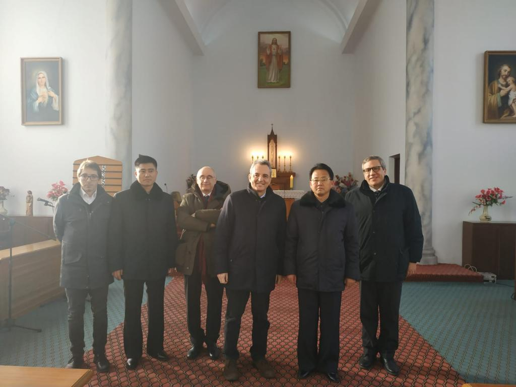 Cooperation and Dialogue in North Korea: the visit by a delegation from Sant'Egidio