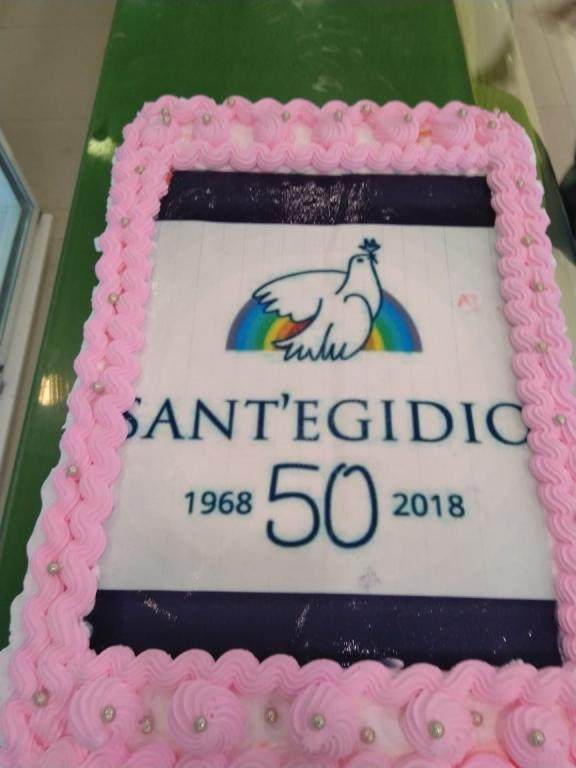 #SantEgidio50th - A great celebration in Lahore, Pakistan