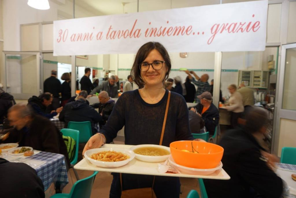 Rome celebrates 30 years of Soup Kitchen in via Dandolo: a family with room for everyone