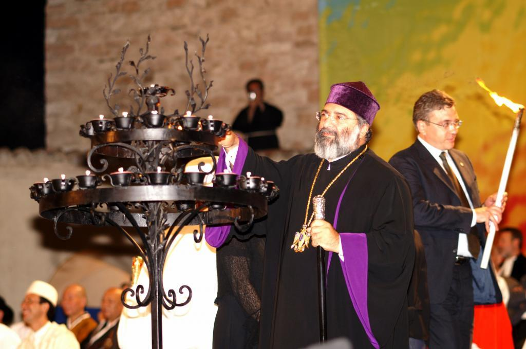Sant'Egidio shares the sorrow of the Armenian Apostolic Church of Turkey for the loss of Patriarch Mesrob II