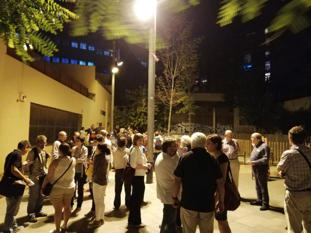 Barcelona remembers Miguel, homeless person hit by violence. Sant'Egidio calls for solidarity