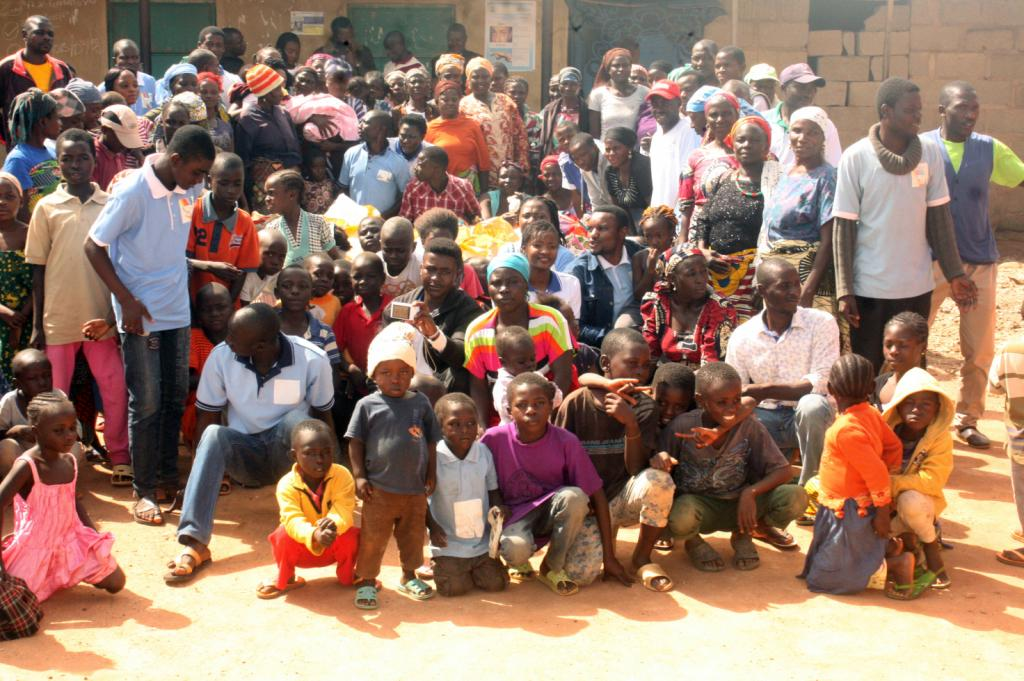 Sant'Egidio Nigeria in aid of the victims of the clashes between ethnic groups