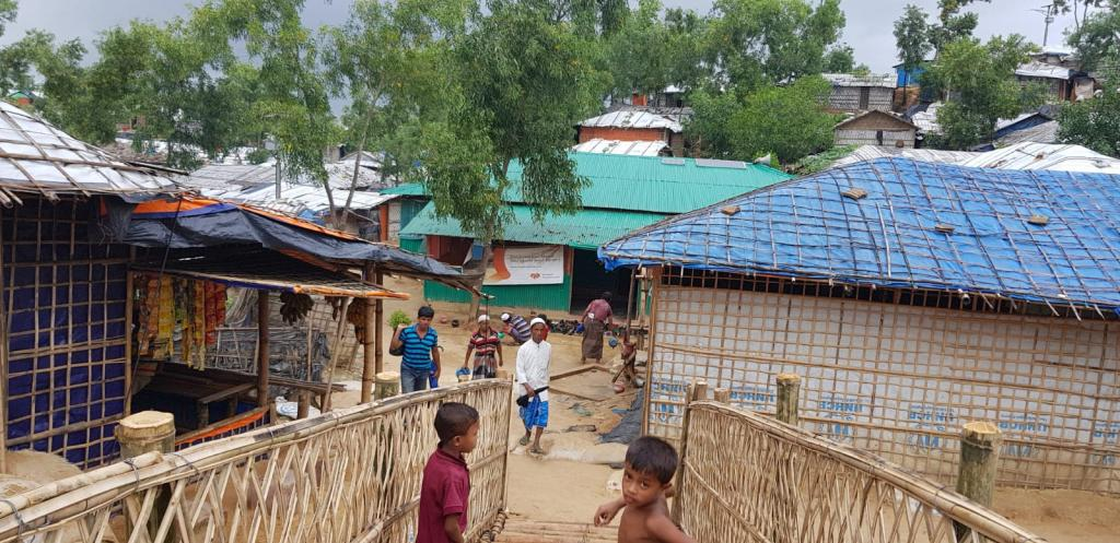 Bangladesh - A new mission of Sant'Egidio in the Rohingya refugee camps