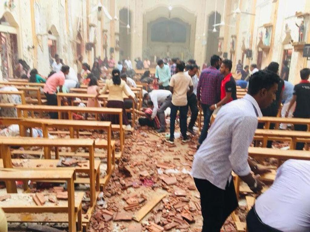 Sri Lanka: the grief over Easter Day attacks