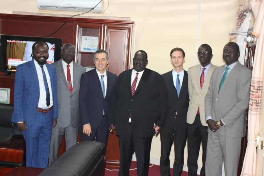 South Sudan: Sant'Egidio continues its work for peace and reconciliation