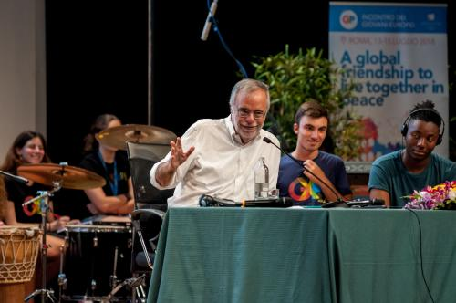 Global Friendship 2018 con Andrea Riccardi